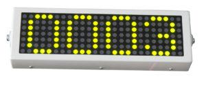 annunciator-4-character-display