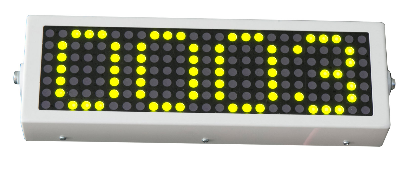 annunciator-4-character-display