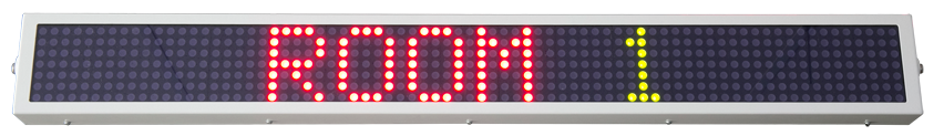 annunciator-12-character-display