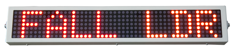 Vitalcare Annunciator 8 Digit Display